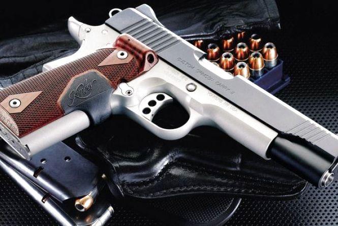 У центі Тернополя знайшли склад зі зброєю