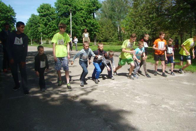У Тернополі визначили кращих у легкоатлетичному кросі