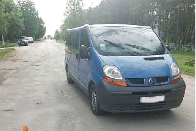 На Тернопільщині під колеса авто потрапила дитина