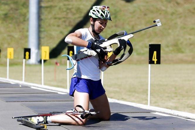 Тернопільські біатлоністи до нового сезону готуються в Іспанії