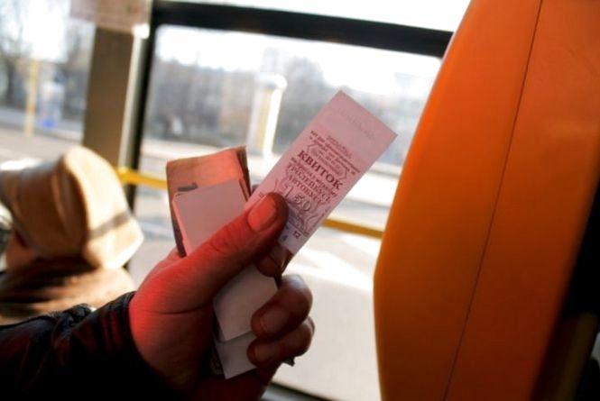 Нема картки – учні та студенти платитимуть повну вартість проїзду