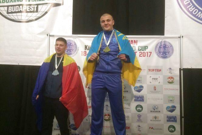 Тернополянин Максим Грейцар став чемпіоном світу з кікбоксингу