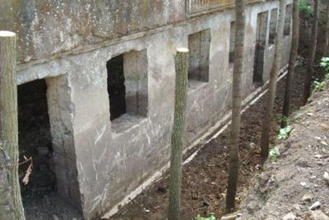 Відкрили форт-музей Січових стрільців