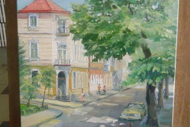 Художники з восьми областей малювали різні куточки Тернополя