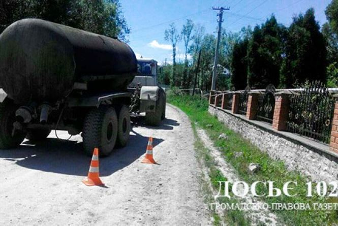 Жахливе ДТП на Тернопільщині: трактор Т-150 переїхав насмерть велосипедиста