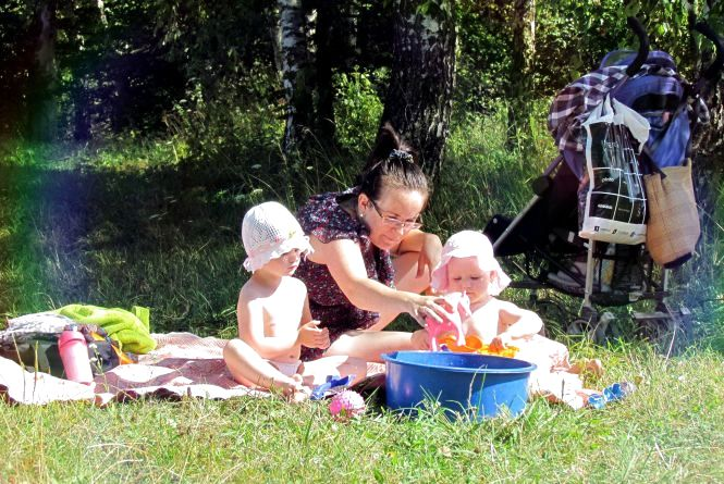 Пікнік з користю для здоров'я