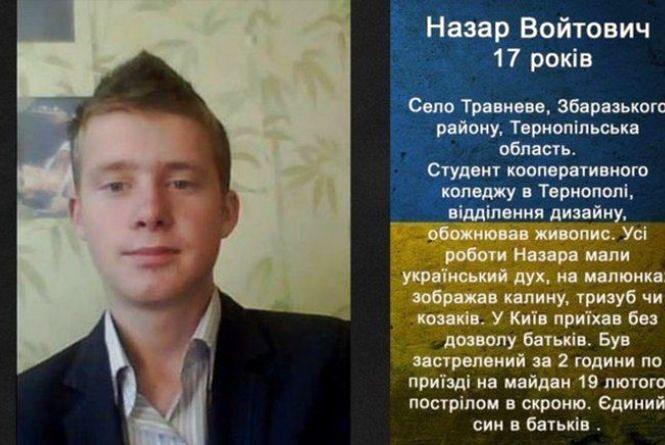 Відкриють першу програму Мистецької Резиденції на честь Назарія Войтовича