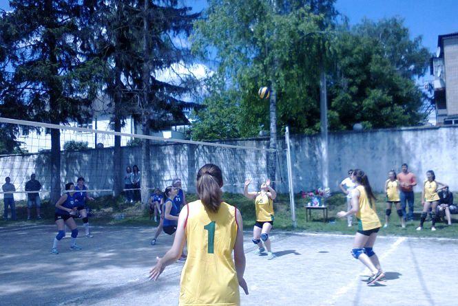 У Гусятині провели турнір пам'яті волейболістки Тетяни Сосновської