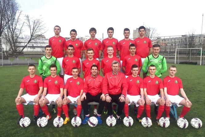 Тернопільські юнаки боротимуться за чемпіонство у Першій лізі