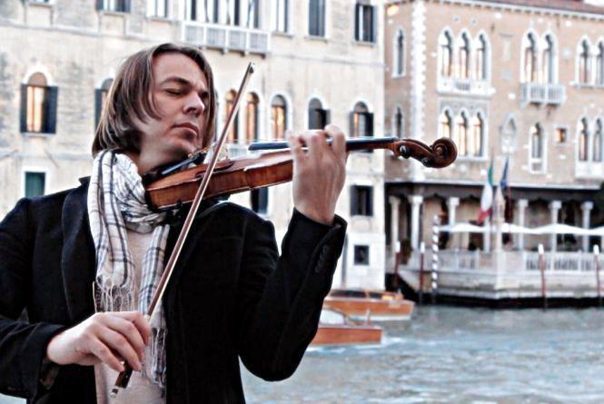 У Тернополі виступить скрипаль-віртуоз Святослав Кондратів