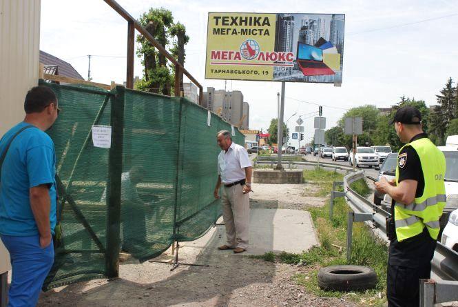 """За територію під МАФами біля ринку """"Київський"""" уже б'ються"""