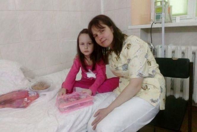 На лікування 5-річної Марічки Гвоздецької  потрібно ще 58 000 євро
