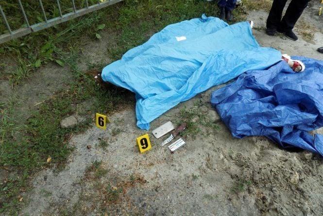 З'явились моторошні фотографії з місця вбивства випускниці. Поліція розшукує вбивцю