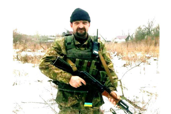 Тіло 45-річного Ігоря Штуника, який загинув в АТО, привезуть 28 червня