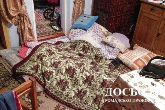 Вбивство на Гусятинщині: молода жінка зарізала батька