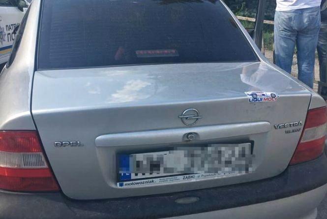Погоня у Тернополі: п'яний водій втікав від патрульних