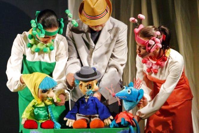 Театр актора і ляльки закриває 37-й сезон