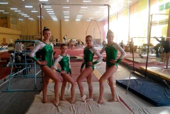 Тернопільська гімнастка виступить на Європейському фестивалі в Угорщині