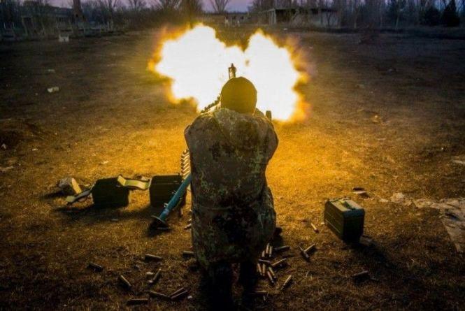 Доба в в зоні АТО: п'ятеро загиблих українських бійців