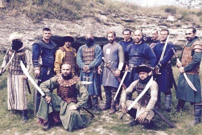 Фільм «Король Данило» зібрав тернопільських акторів, фрі-файтерів та музикантів