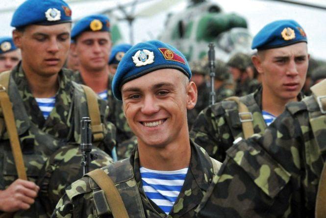 У Тернополі відзначать день повітряно-десантних військ