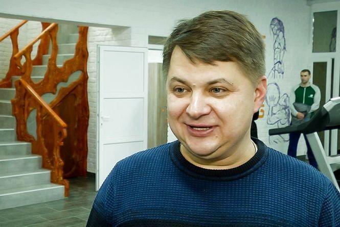 Голова Тернопільської облради пішов у бодібілдери