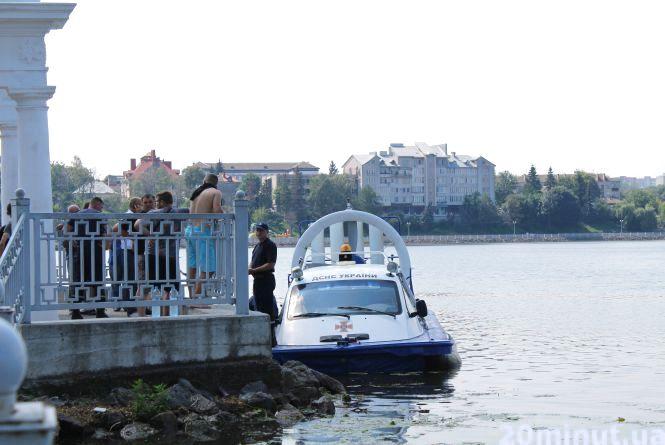У Ставі  втопилася 18-річна дівчина. Рятувальники ще шукають 25- річного хлопця (ОНОВЛЕНО)