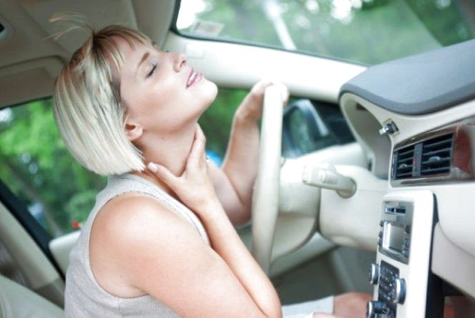 Як водіям рятуватися від спеки