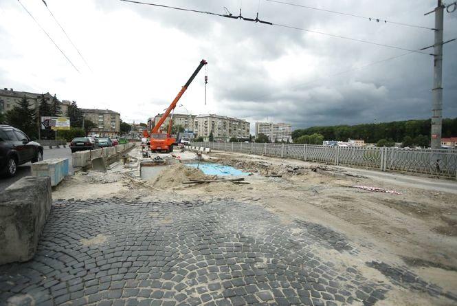 Біля Надставної церкви демонтують бруківку та вкладуть асфальт за 30 мільйонів