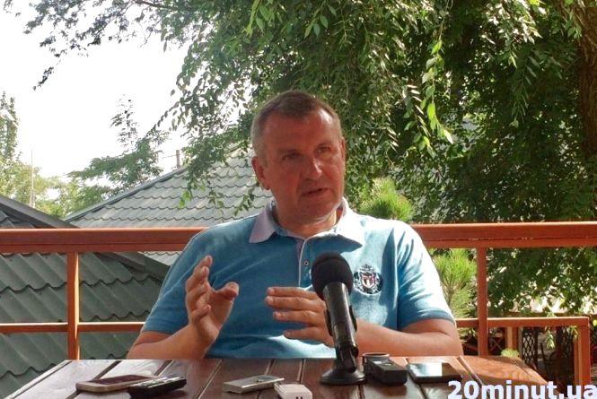 Лікар з Тернополя створює з нуля медицину в Маріуполі