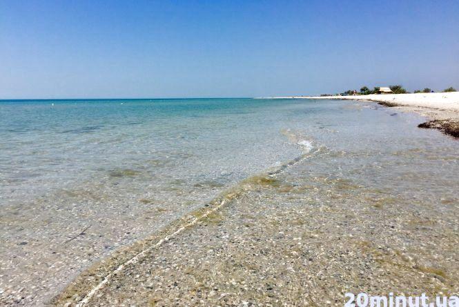 Острів Джарилгач: скільки коштує відпочинок на українських Мальдівах