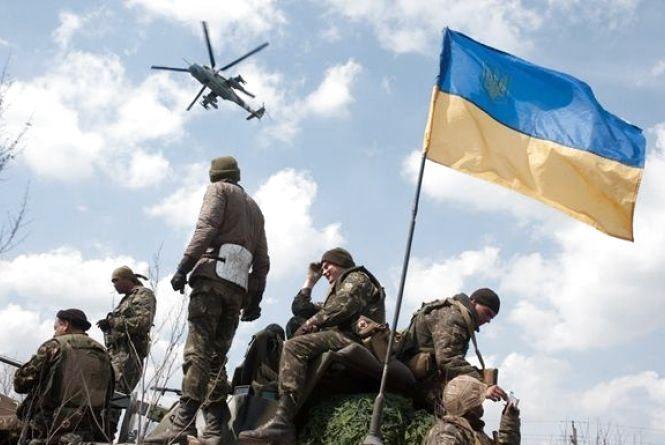 Збільшили доплати військовим на Донбасі