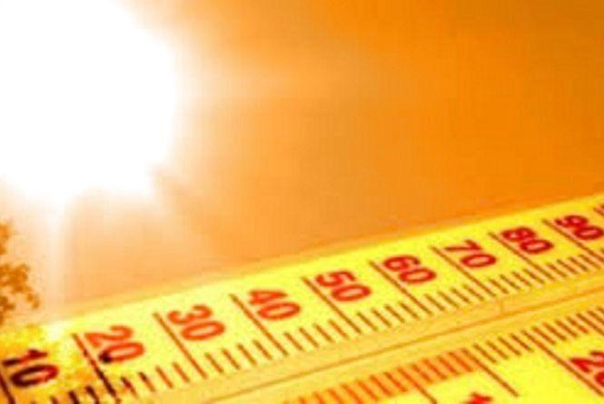 Погода в Тернополі: 11 серпня, ясно, +32°