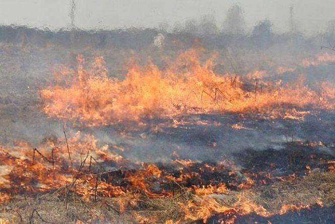За добу на Тернопіллі сталося шість пожеж