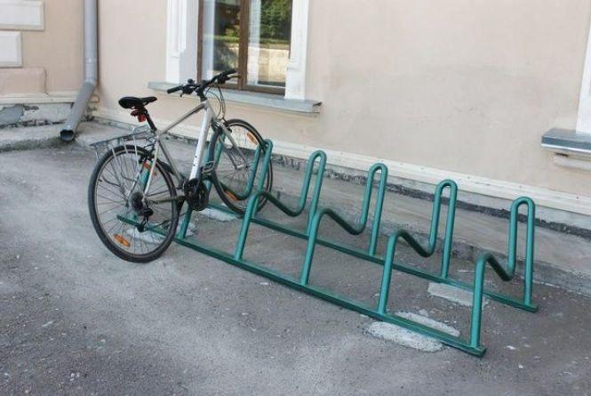 У міськраді розповіли, де будуть нові велопарковки та велодоріжки