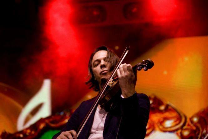Скрипаль-віртуоз Святослав Кондратів привітає тернополян із Днем міста