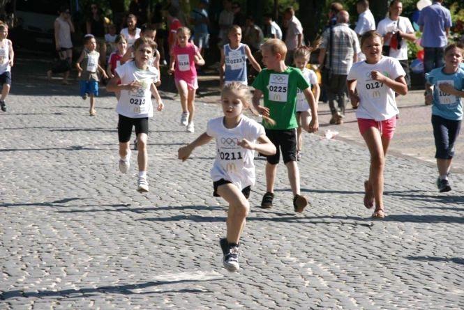 У Тернополі відбудеться спортивний фестиваль для дітей