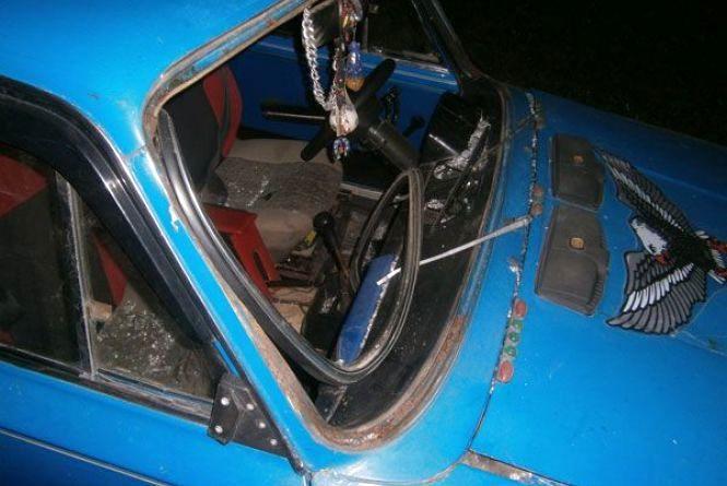 ДТП на Тернопільщині: водій зламав ноги пішоходу і втік