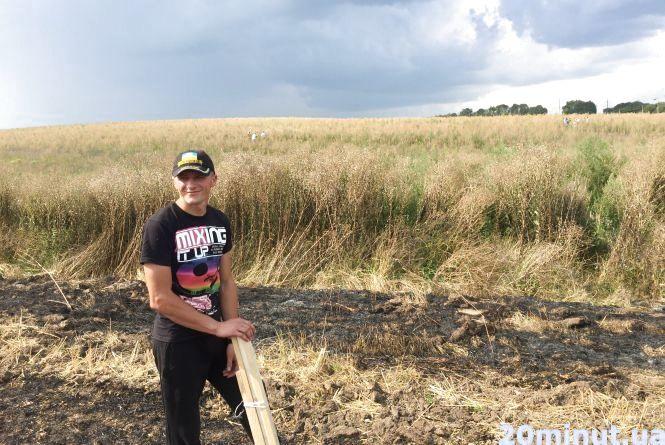 Біля Тернополя буде містечко АТОвців: бійці отримали земельні ділянки в полі