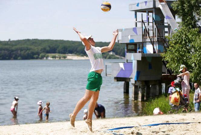 У Тернополі відбудеться третій турнір з пляжного волейболу