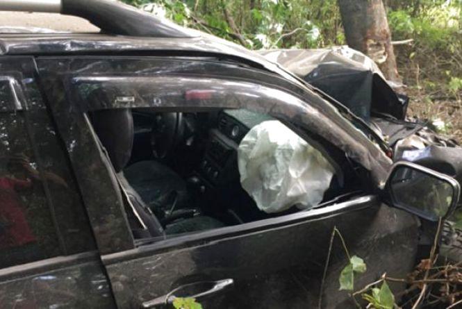 За вихідні в аваріях на Тернопільщині потерпіли 25 людей
