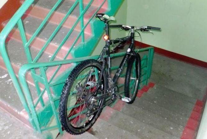 У Тернополі злодій викрав велосипед, аби купити наркотики