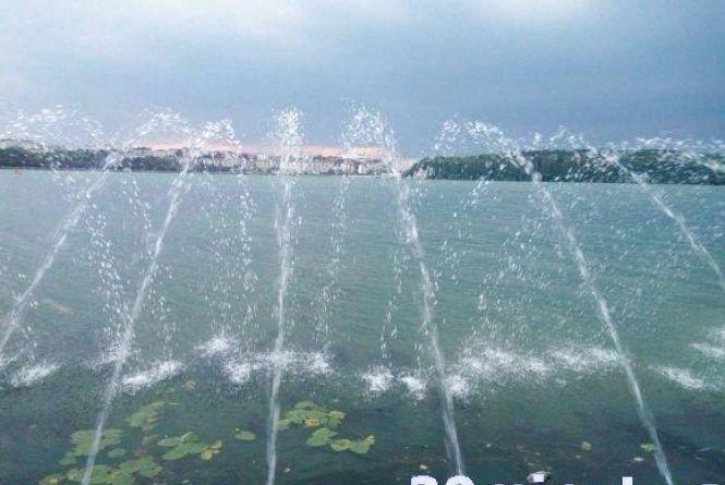 65 мільйонів гривень хочуть витратити на водну арену, 2 мільйони - на освітлення фонтанів