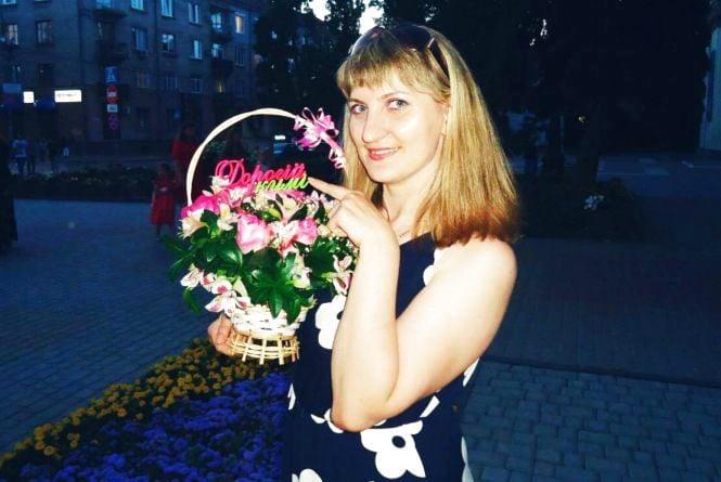 Журналістка з Тернополя робить шедеври з квітів