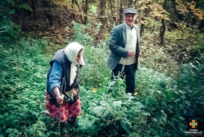 На Тернопільщині розшукали 81-річну бабусю, яка пішла в ліс і пропала