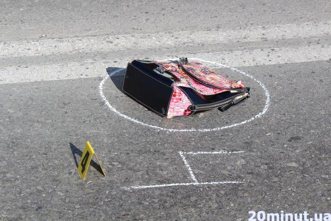 На Будного водій авто Citroen збив 23-річну дівчину-слідчого (ОНОВЛЕНО)