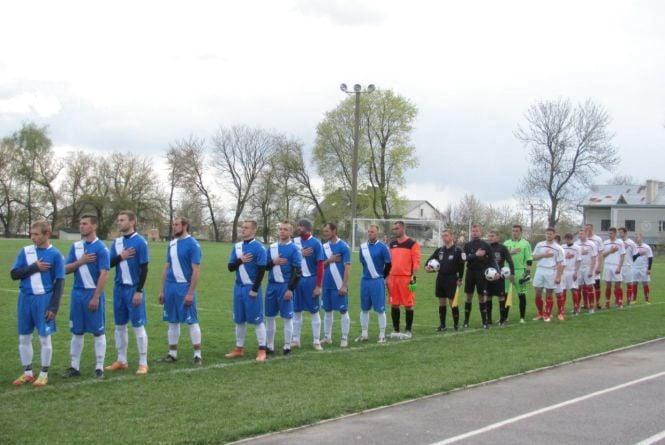 На Тернопіллі буде своя Ліга чемпіонів з футболу