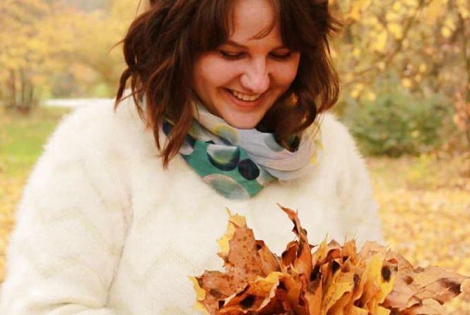 У тернополян розпочалися фотосесії в осінньому листі