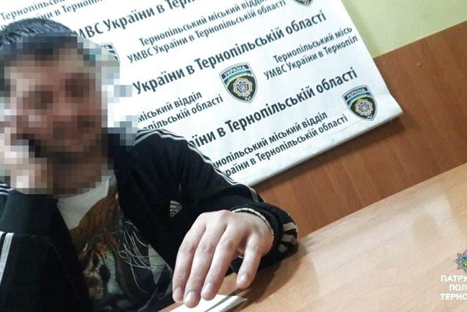 Копи спіймали тернополянина, який не з'являється до військкомату