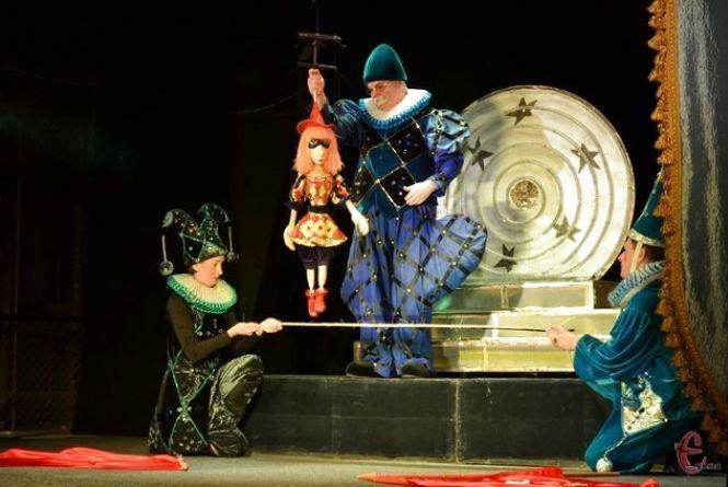 """Тернополятам покажуть ексцентричне шоу """"Сни про Венецію"""""""